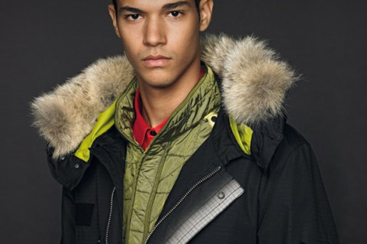 Stone Island Shadow Project 2010 Fall/Winter Lookbook