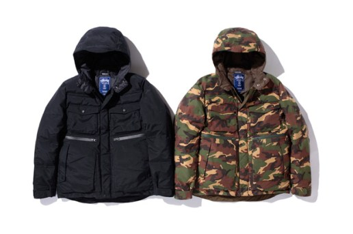 Stussy x 13DW GORE-TEX Polar Down Jacket
