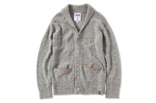 Stussy Deluxe Scatter Shawl Cardigan