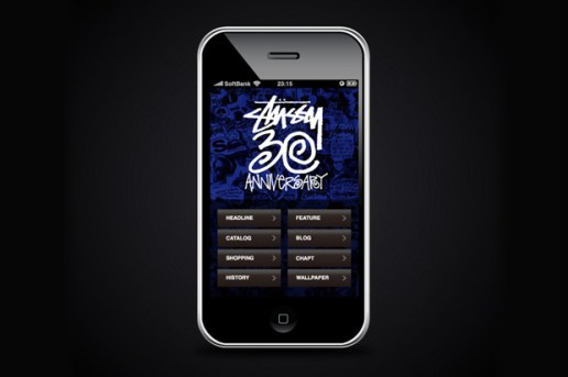 Stussy Japan iPhone App