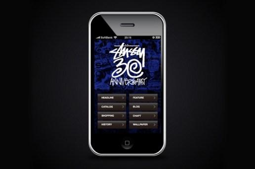 Stussy Japan iPhone App