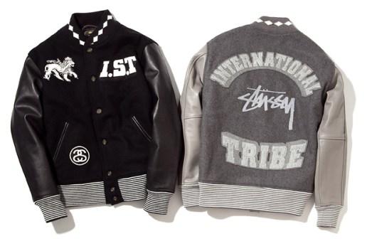 "Stussy ""Retrospective"" Varsity Jacket"