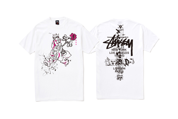 Stussy x ASCENSION S/SL Tee