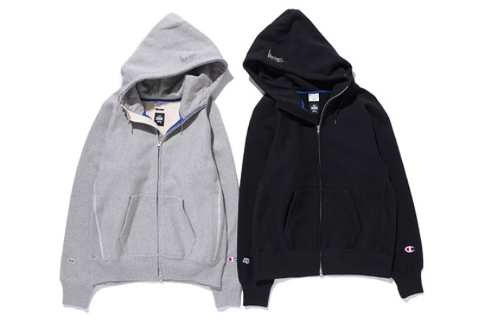 Stussy XXX x Champion Reverse Weave Tracksuits