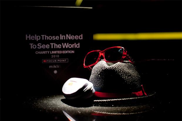 Subcrew x Alain Mikli Charity Limited Edition Sunglasses