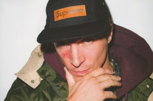 Supreme 2010 Fall/Winter Collection Lookbook by Terry Richardson