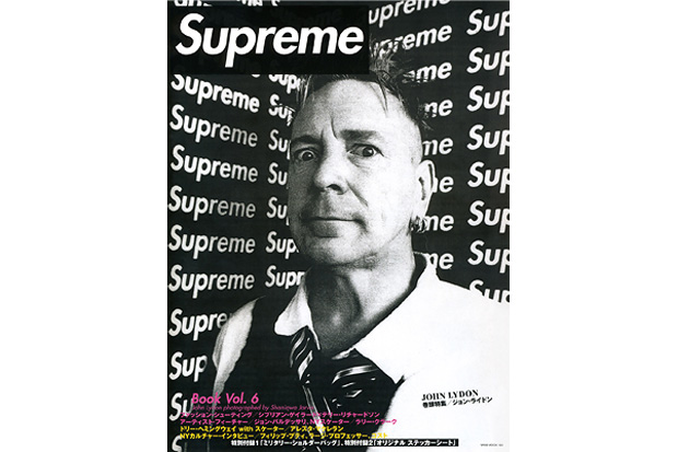 Supreme Book Vol. 6