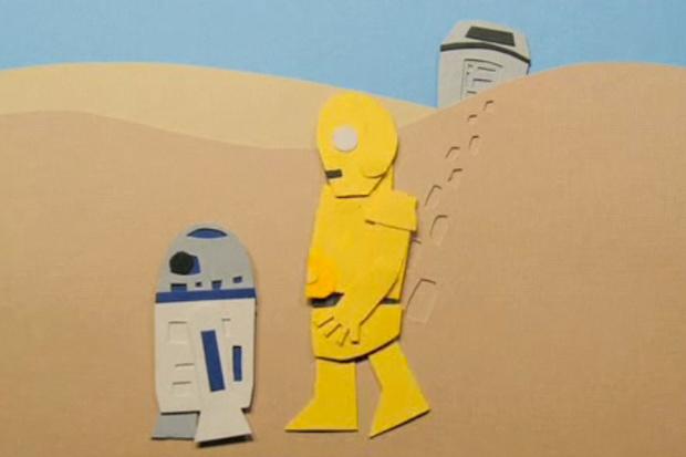 Tatooine by Jeremy Messersmith & Eric Power