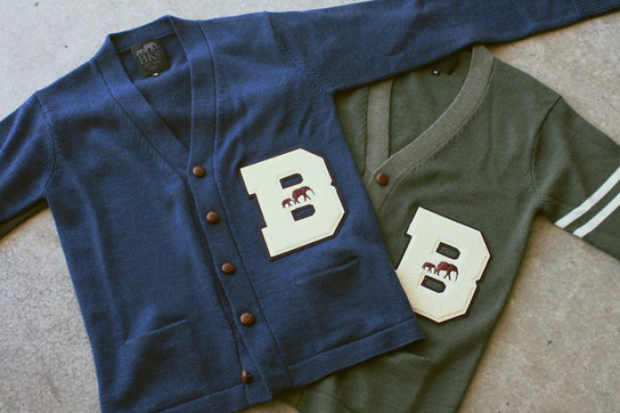 The Brooklyn Circus Varsity Cardigans