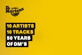 The Dr. Martens 50th Anniversary Album