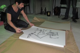 "The Making of André ""Mr. A"" Prints"