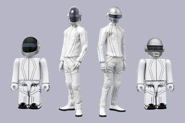 TRON x Daft Punk x MEDICOM TOY TRON: Legacy Collection