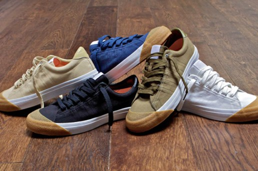 """Undefeated x K-Swiss """"Deuce"""" 2010 Fall/Winter Collection"""