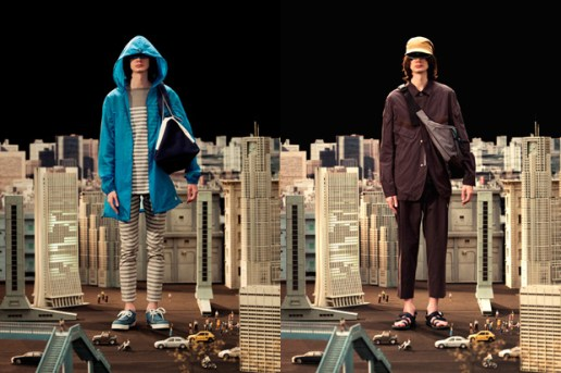 "UNDERCOVERISM 2011 Spring/Summer ""UNDERMAN"""