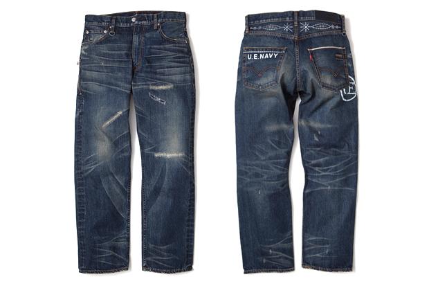 "uniform experiment ""11th Anniversary Item"" Levi's Fenom"