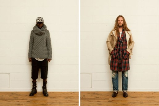 UNUSED 2010 Fall/Winter Lookbook