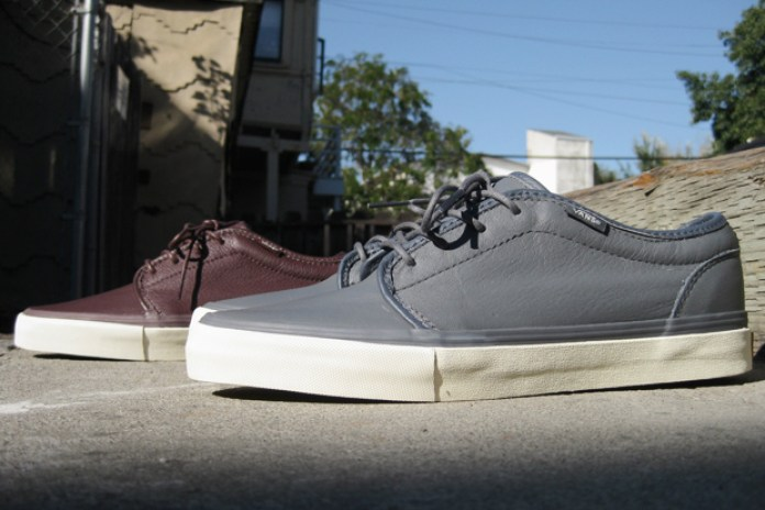 Vans Vault Leather 106 LX