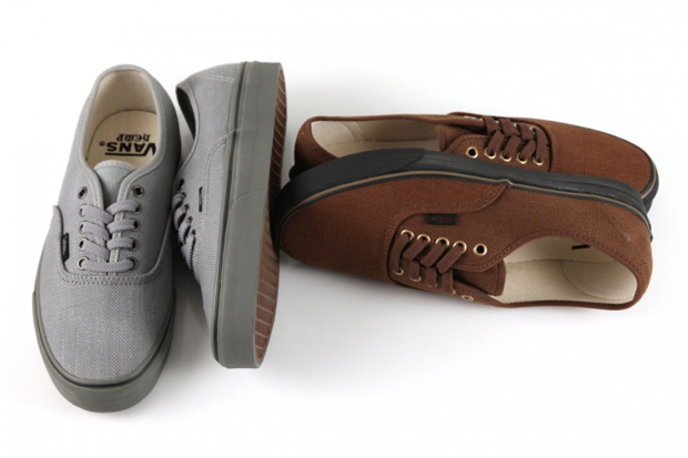 Vans Authentic Hemp Pack