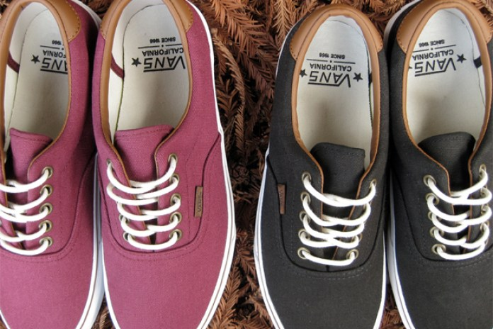 Vans California 2010 Holiday Era 59 Pack