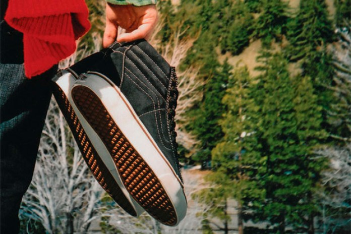 Vans California SK8-HI Re-issue CA