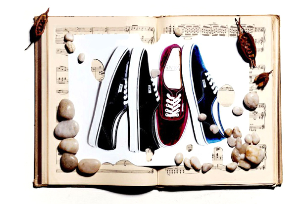 Beauty & Youth x Vans Authentic Velvet Pack