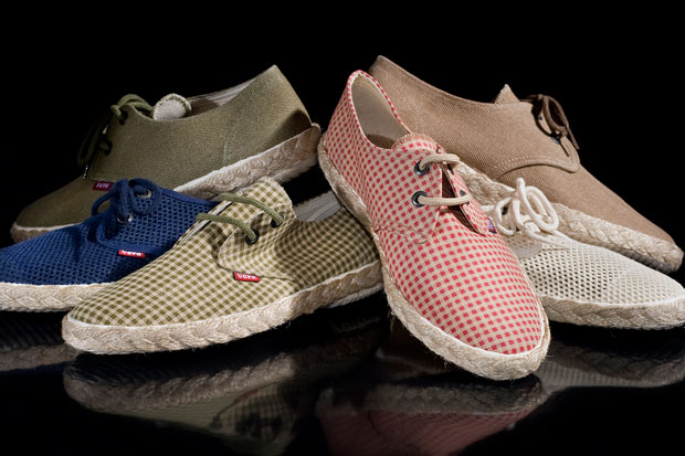 Vera 2011 Spring/Summer Footwear