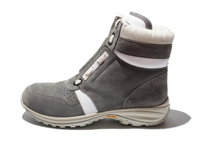 White Mountaineering Mountain Boot