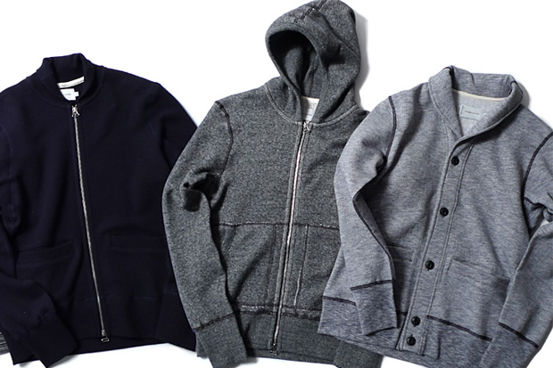 wings + horns 2010 Fall/Winter Fleece Collection