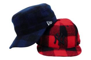 Woolrich x New Era Caps