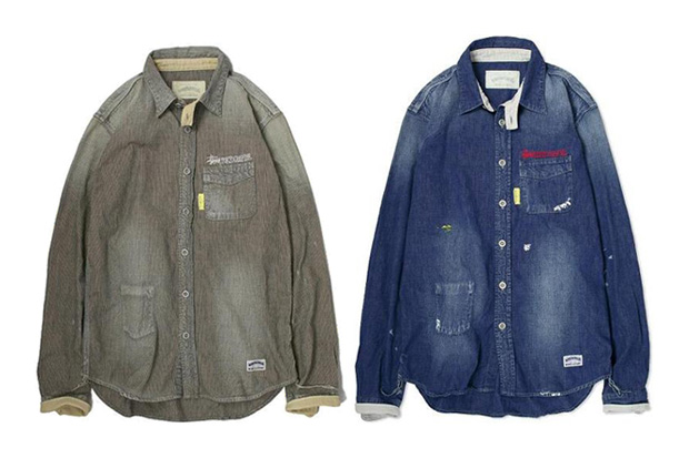 World Workers x Stussy Harajuku Capsule Collection