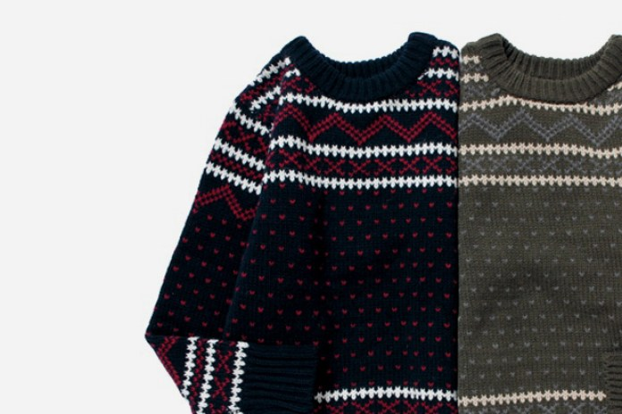WTAPS Knitted Sweater