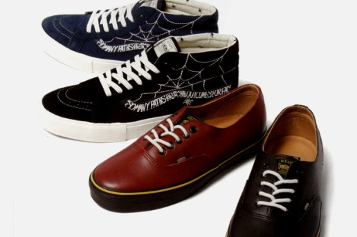 WTAPS x Vans Syndicate: SK8-MID & Authentic