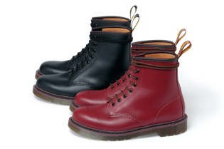 WTAPS x Dr. Martens 2010 Fall/Winter 7-Hole Boots