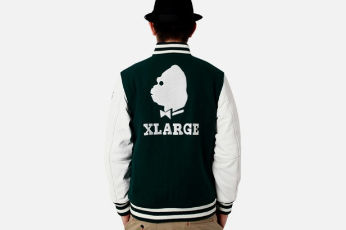 XLarge Gorilla Varsity Jacket