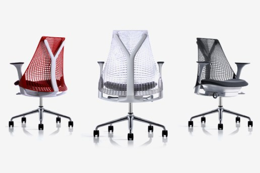 Yves Behar: Sayl Chairs for Herman Miller