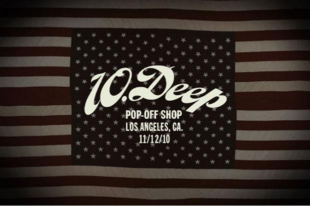 10.Deep Pop-Up Shop LA