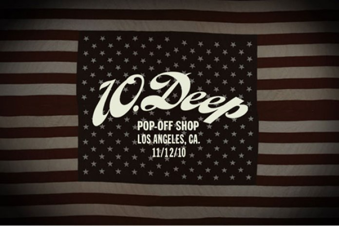10.Deep Pop-Up Shop LA