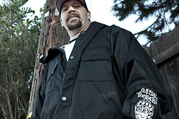 686 x Suicidal Tendencies Limited Edition Jacket