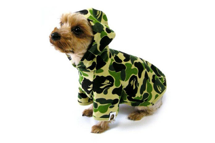 A Bathing Ape 2010 Fall/Winter Dog Store Collection - A Closer Look
