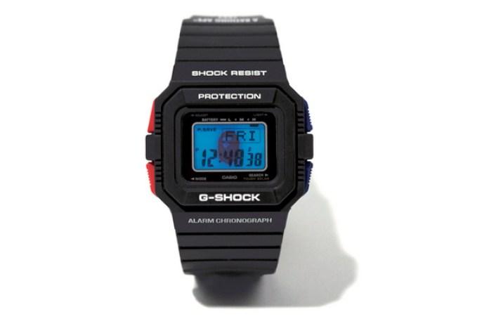 A Bathing Ape x CASIO G-SHOCK GLS-5500