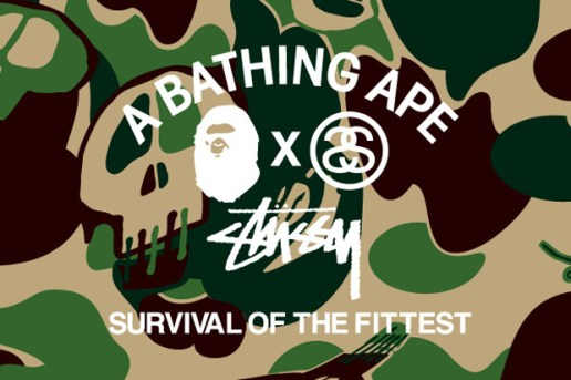 A BATHING APE x Stussy 2010 Holiday Collection Launch Event