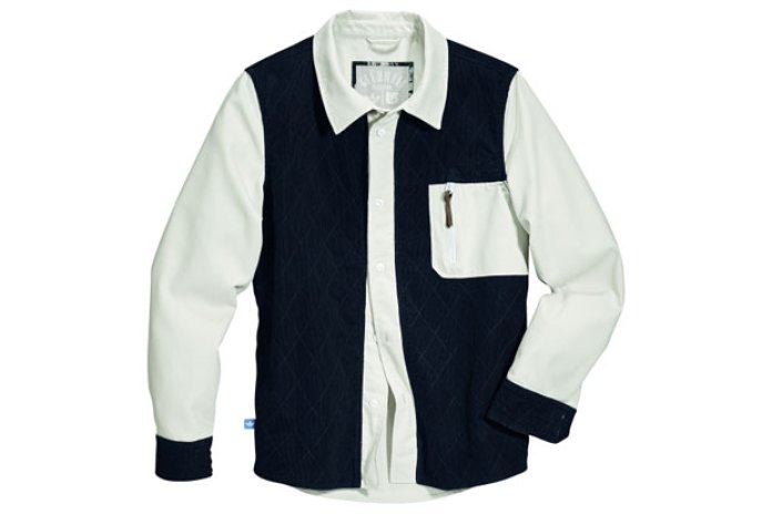 adidas Originals x Burton Button-Down Shirt