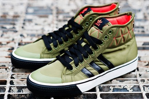 adidas Originals 2010 Fall/Winter Nizza Zip