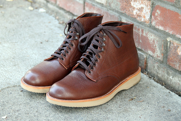 Alden X Unionmade Work Boots Hypebeast