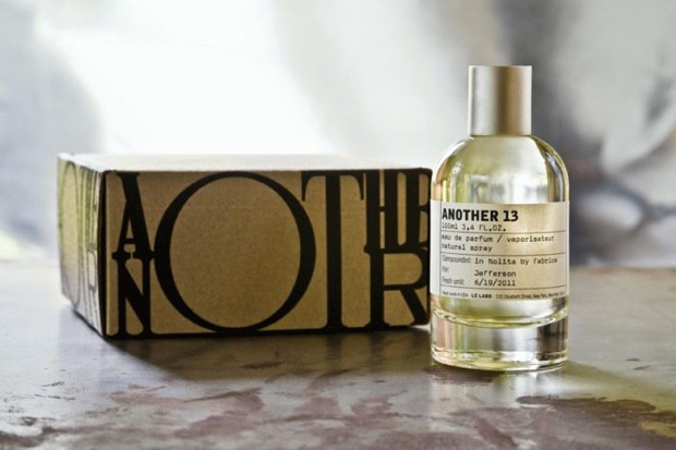 """AnOther Magazine x perfumiers Le Labo """"AnOther 13"""""""