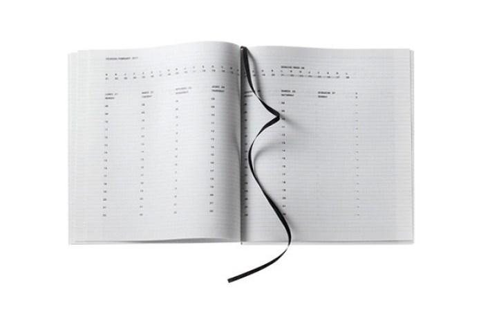 A.P.C. 5-Year Datebook