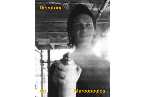 "Ari Marcopoulos ""Directory"" Book"