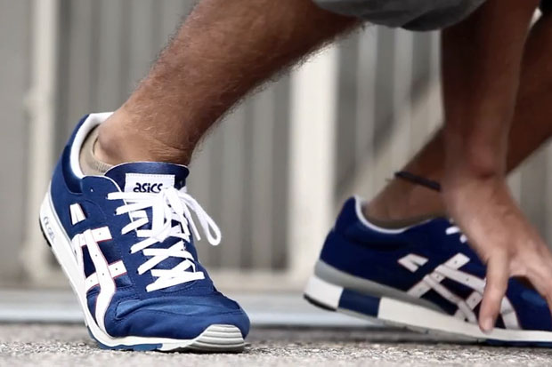 Asics OG Colors Video
