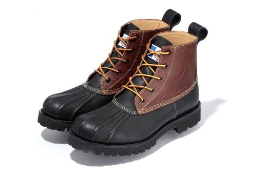 A Bathing Ape LL Soldier Boots