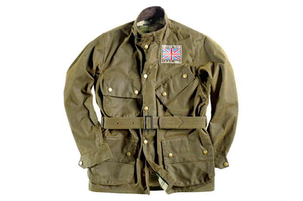 Barbour International 75th Anniversary Jackets